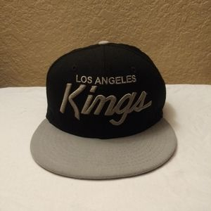 Los Angeles Kings Fitted Hat